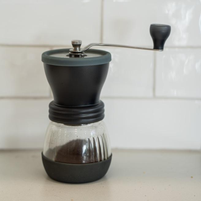Coffee hand grinder